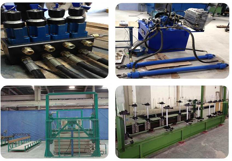 SUPPLY OF MACHINERIES